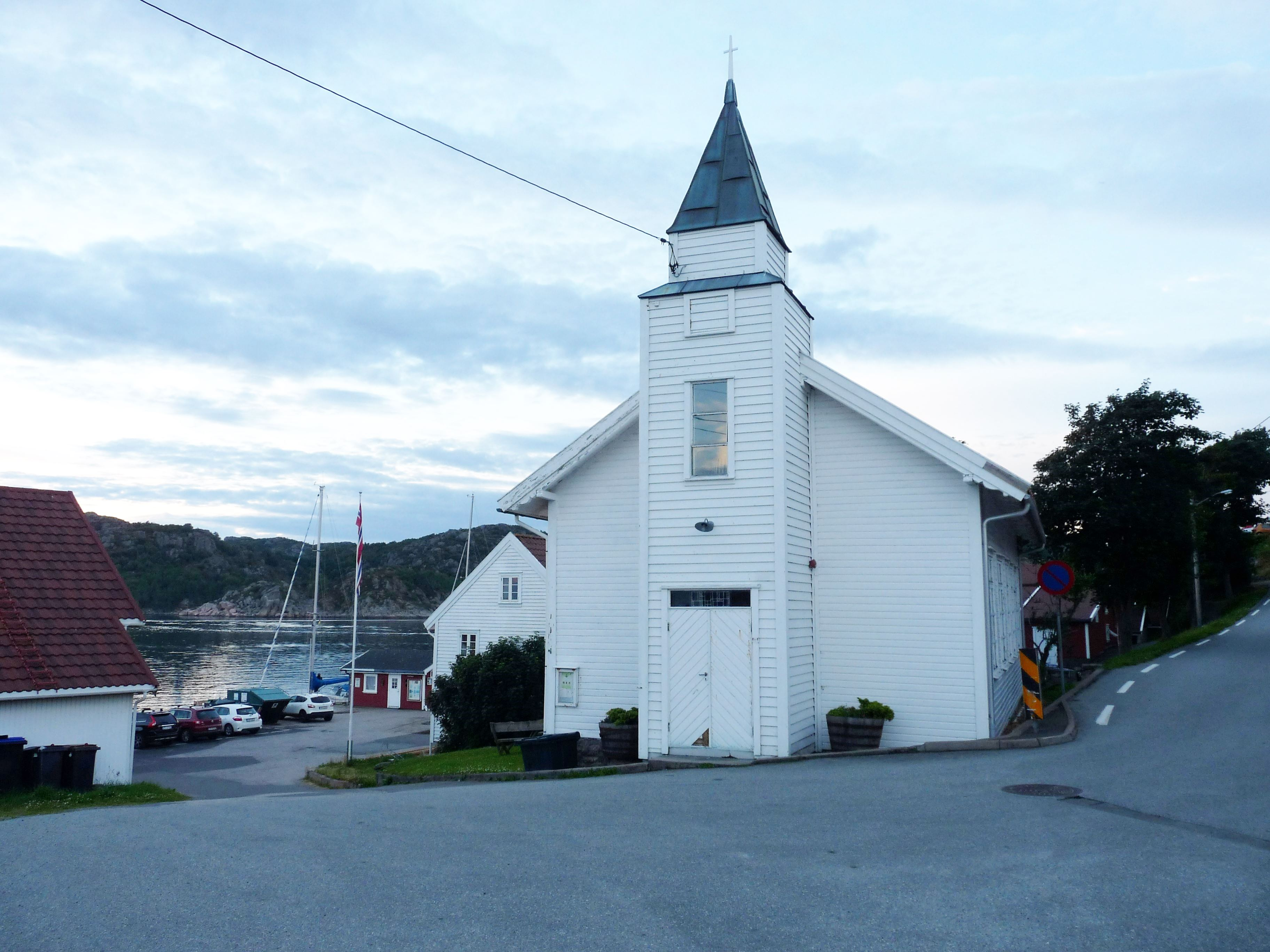 Kirche in Korshamn