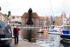 Krantor im Danziger Stadthafen