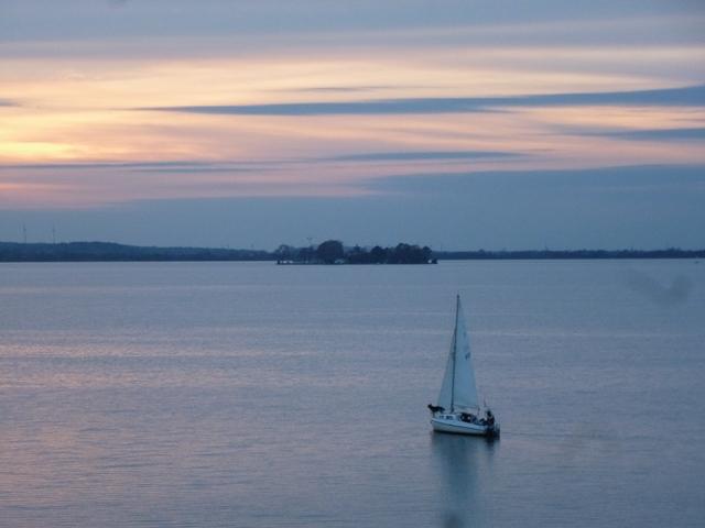 Abendstimmung Steinhuder Meer